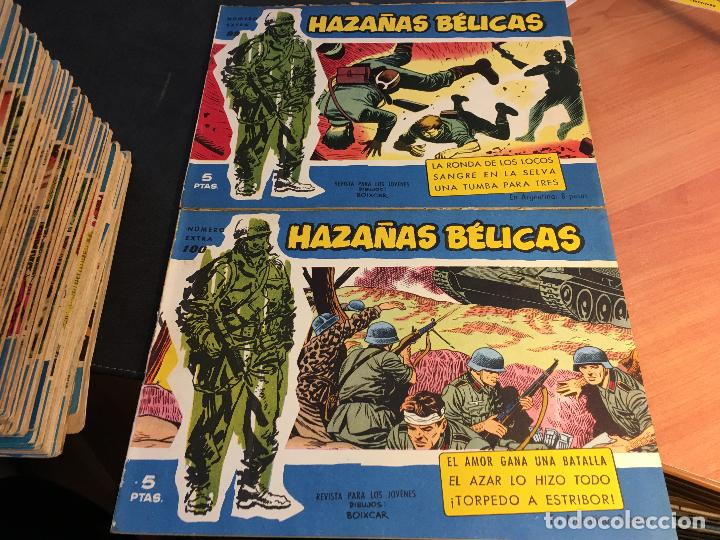 Tebeos: HAZAÑAS BELICAS EXTRA SERIE AZUL LOTE 186 (ORIGINAL ED. TORAY) (BI) - Foto 49 - 81199308