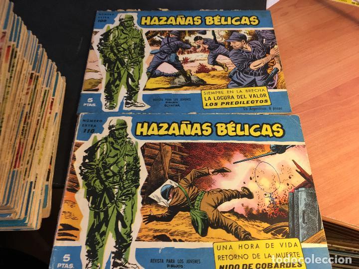 Tebeos: HAZAÑAS BELICAS EXTRA SERIE AZUL LOTE 186 (ORIGINAL ED. TORAY) (BI) - Foto 53 - 81199308