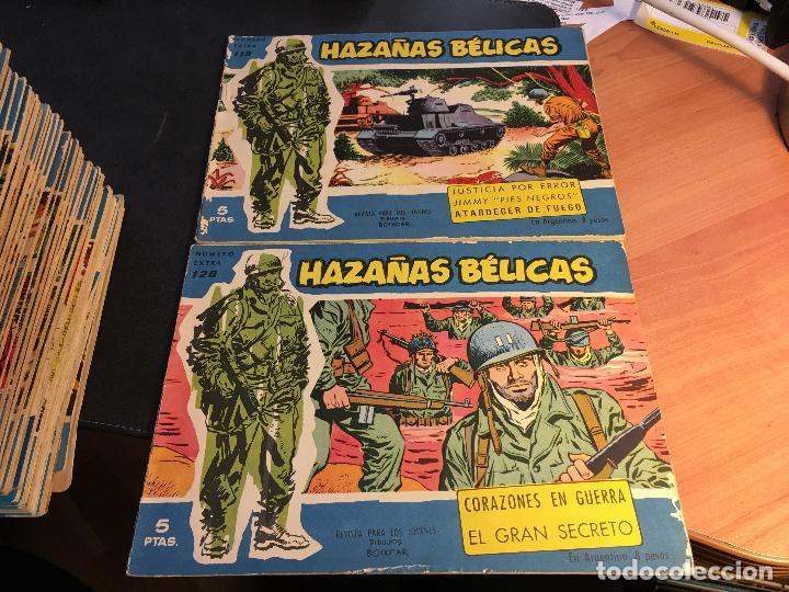 Tebeos: HAZAÑAS BELICAS EXTRA SERIE AZUL LOTE 186 (ORIGINAL ED. TORAY) (BI) - Foto 57 - 81199308