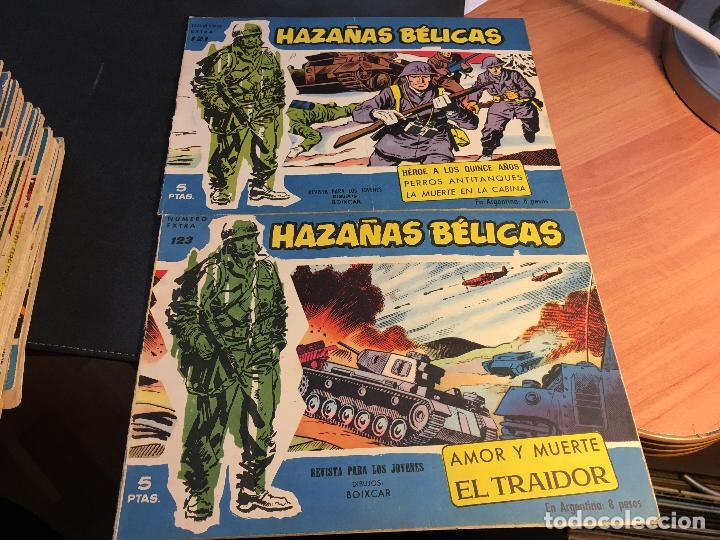 Tebeos: HAZAÑAS BELICAS EXTRA SERIE AZUL LOTE 186 (ORIGINAL ED. TORAY) (BI) - Foto 58 - 81199308