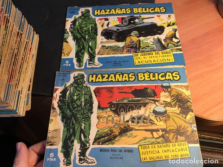 Tebeos: HAZAÑAS BELICAS EXTRA SERIE AZUL LOTE 186 (ORIGINAL ED. TORAY) (BI) - Foto 59 - 81199308
