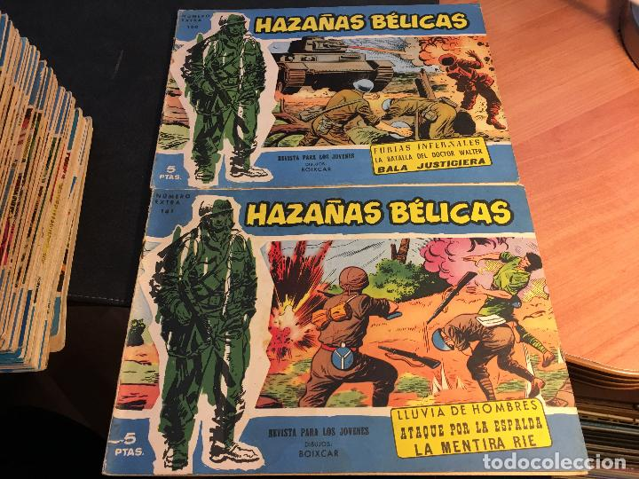 Tebeos: HAZAÑAS BELICAS EXTRA SERIE AZUL LOTE 186 (ORIGINAL ED. TORAY) (BI) - Foto 60 - 81199308
