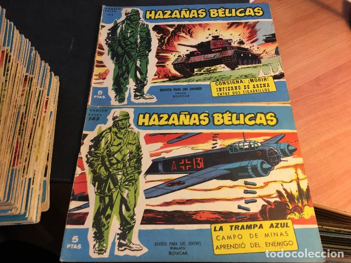 Tebeos: HAZAÑAS BELICAS EXTRA SERIE AZUL LOTE 186 (ORIGINAL ED. TORAY) (BI) - Foto 61 - 81199308