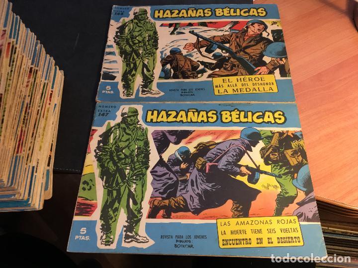 Tebeos: HAZAÑAS BELICAS EXTRA SERIE AZUL LOTE 186 (ORIGINAL ED. TORAY) (BI) - Foto 62 - 81199308
