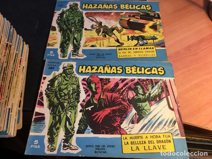 Tebeos: HAZAÑAS BELICAS EXTRA SERIE AZUL LOTE 186 (ORIGINAL ED. TORAY) (BI) - Foto 64 - 81199308