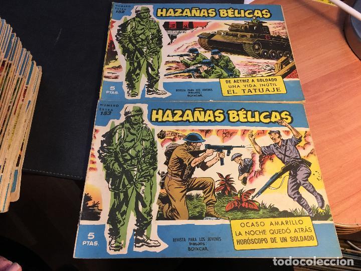Tebeos: HAZAÑAS BELICAS EXTRA SERIE AZUL LOTE 186 (ORIGINAL ED. TORAY) (BI) - Foto 65 - 81199308