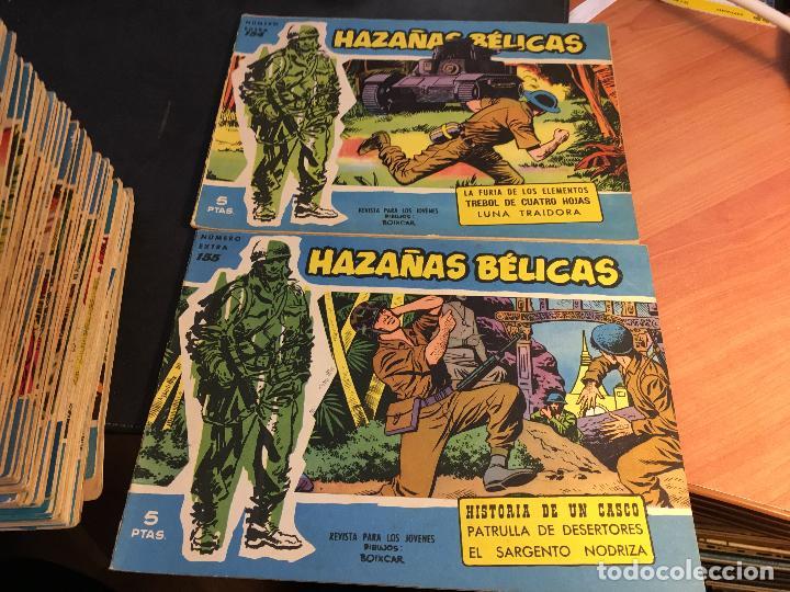 Tebeos: HAZAÑAS BELICAS EXTRA SERIE AZUL LOTE 186 (ORIGINAL ED. TORAY) (BI) - Foto 66 - 81199308