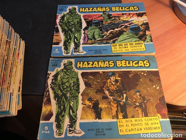 Tebeos: HAZAÑAS BELICAS EXTRA SERIE AZUL LOTE 186 (ORIGINAL ED. TORAY) (BI) - Foto 67 - 81199308