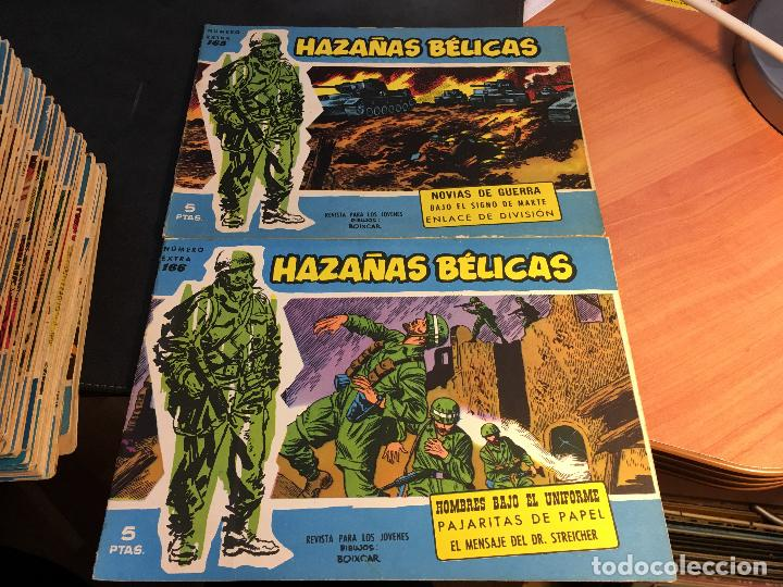 Tebeos: HAZAÑAS BELICAS EXTRA SERIE AZUL LOTE 186 (ORIGINAL ED. TORAY) (BI) - Foto 68 - 81199308