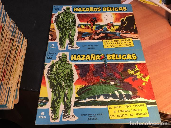 Tebeos: HAZAÑAS BELICAS EXTRA SERIE AZUL LOTE 186 (ORIGINAL ED. TORAY) (BI) - Foto 69 - 81199308