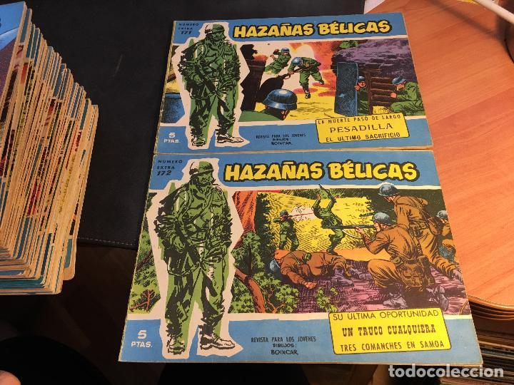 Tebeos: HAZAÑAS BELICAS EXTRA SERIE AZUL LOTE 186 (ORIGINAL ED. TORAY) (BI) - Foto 71 - 81199308
