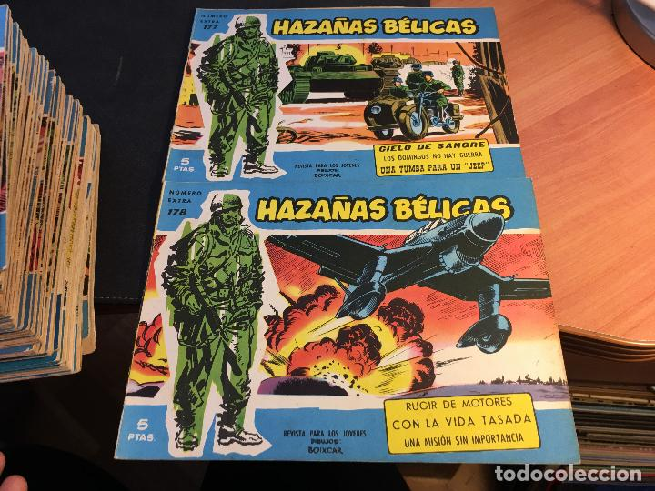 Tebeos: HAZAÑAS BELICAS EXTRA SERIE AZUL LOTE 186 (ORIGINAL ED. TORAY) (BI) - Foto 74 - 81199308