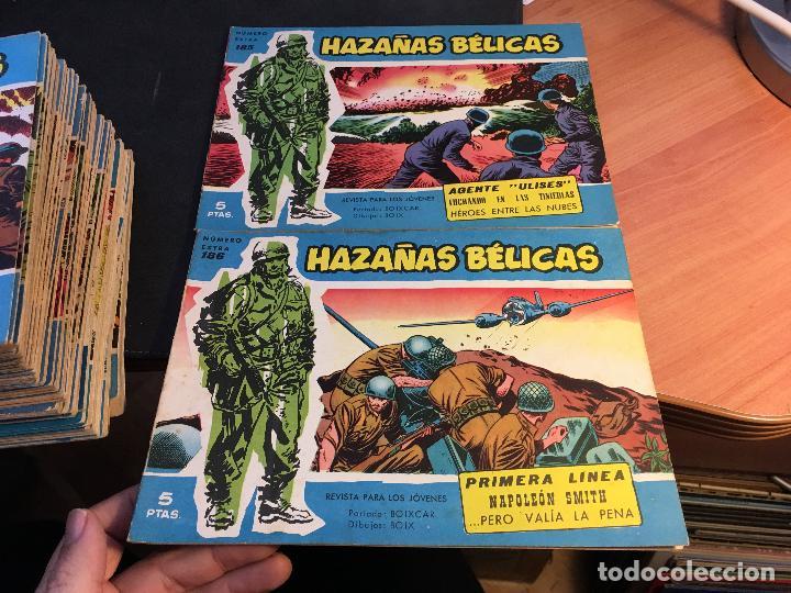 Tebeos: HAZAÑAS BELICAS EXTRA SERIE AZUL LOTE 186 (ORIGINAL ED. TORAY) (BI) - Foto 76 - 81199308