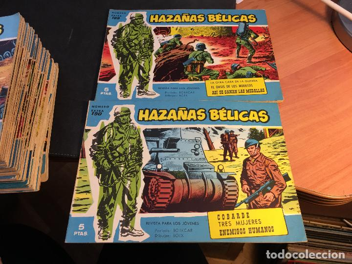 Tebeos: HAZAÑAS BELICAS EXTRA SERIE AZUL LOTE 186 (ORIGINAL ED. TORAY) (BI) - Foto 78 - 81199308