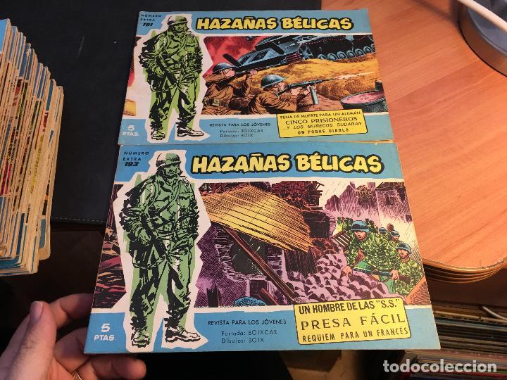 Tebeos: HAZAÑAS BELICAS EXTRA SERIE AZUL LOTE 186 (ORIGINAL ED. TORAY) (BI) - Foto 79 - 81199308
