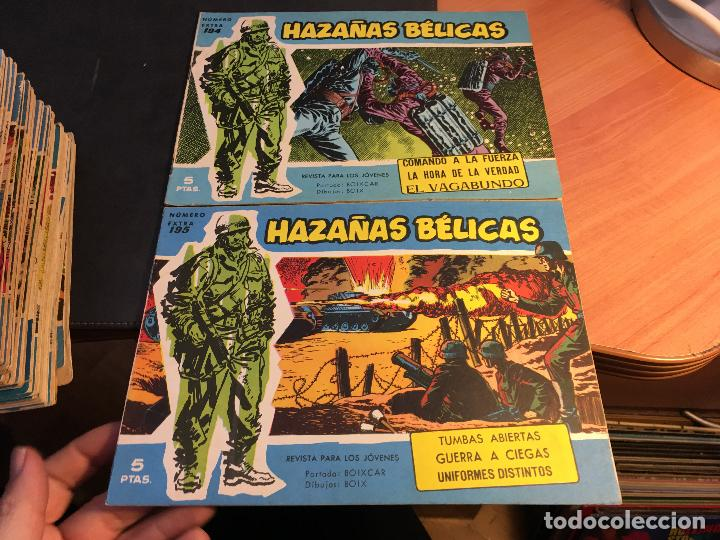 Tebeos: HAZAÑAS BELICAS EXTRA SERIE AZUL LOTE 186 (ORIGINAL ED. TORAY) (BI) - Foto 80 - 81199308