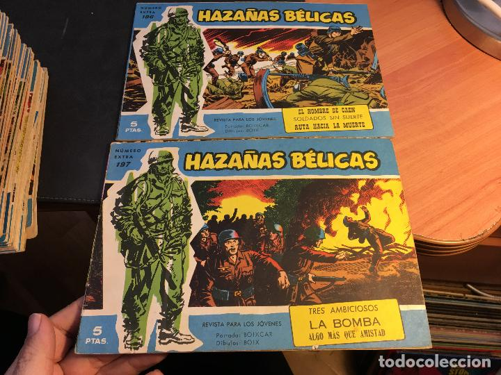 Tebeos: HAZAÑAS BELICAS EXTRA SERIE AZUL LOTE 186 (ORIGINAL ED. TORAY) (BI) - Foto 81 - 81199308