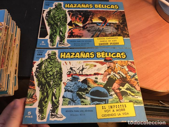 Tebeos: HAZAÑAS BELICAS EXTRA SERIE AZUL LOTE 186 (ORIGINAL ED. TORAY) (BI) - Foto 82 - 81199308