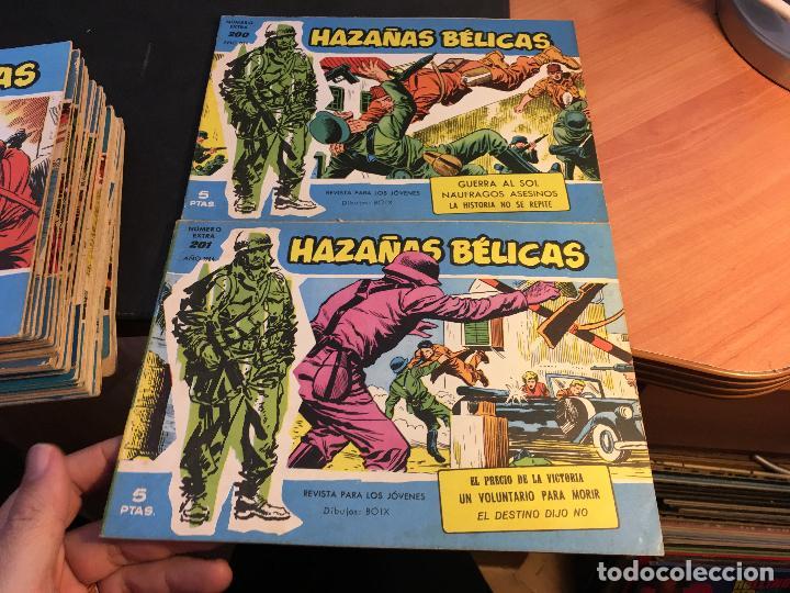 Tebeos: HAZAÑAS BELICAS EXTRA SERIE AZUL LOTE 186 (ORIGINAL ED. TORAY) (BI) - Foto 83 - 81199308