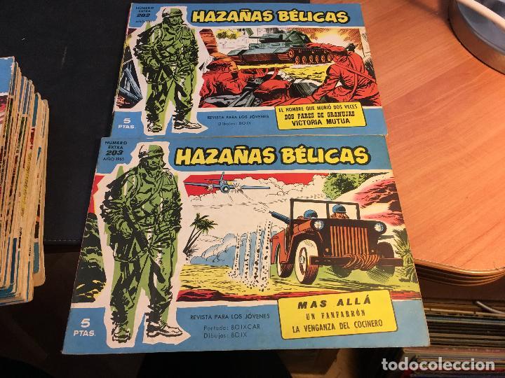 Tebeos: HAZAÑAS BELICAS EXTRA SERIE AZUL LOTE 186 (ORIGINAL ED. TORAY) (BI) - Foto 84 - 81199308