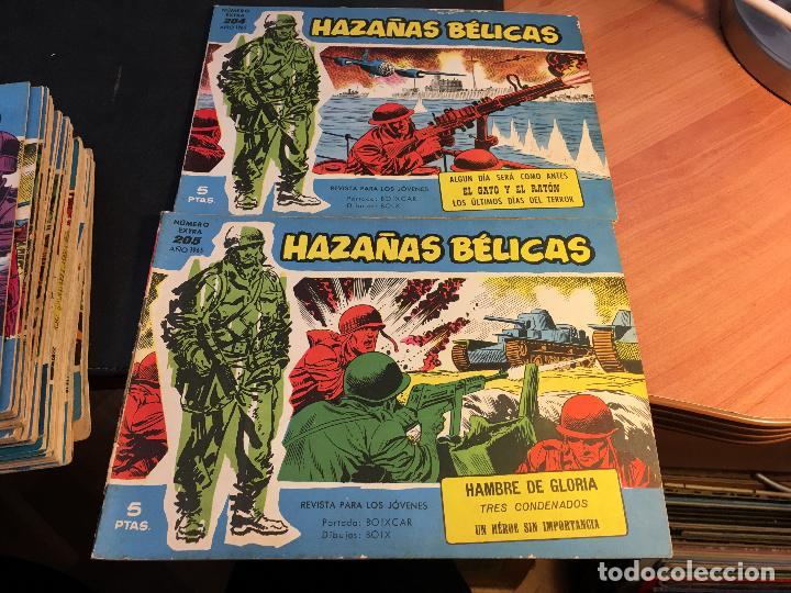 Tebeos: HAZAÑAS BELICAS EXTRA SERIE AZUL LOTE 186 (ORIGINAL ED. TORAY) (BI) - Foto 85 - 81199308
