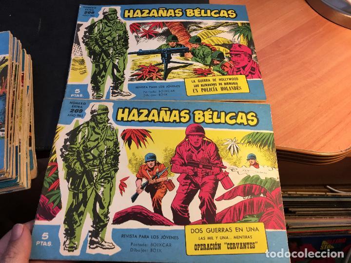 Tebeos: HAZAÑAS BELICAS EXTRA SERIE AZUL LOTE 186 (ORIGINAL ED. TORAY) (BI) - Foto 87 - 81199308