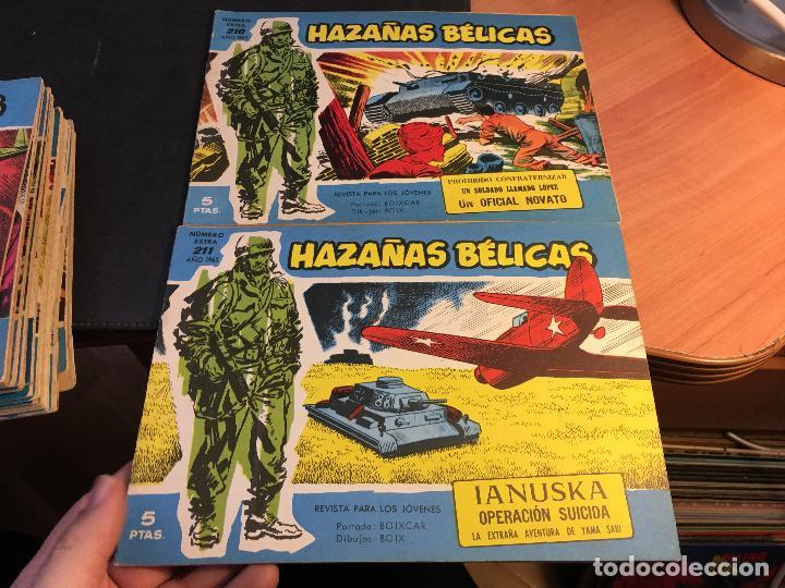 Tebeos: HAZAÑAS BELICAS EXTRA SERIE AZUL LOTE 186 (ORIGINAL ED. TORAY) (BI) - Foto 88 - 81199308