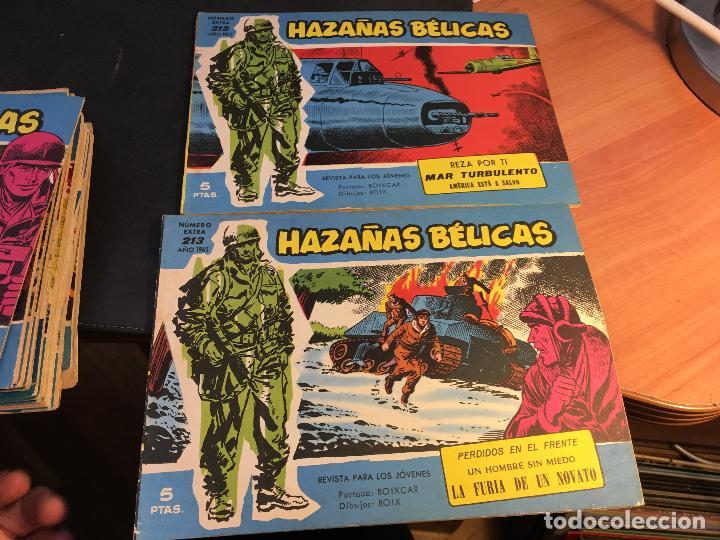 Tebeos: HAZAÑAS BELICAS EXTRA SERIE AZUL LOTE 186 (ORIGINAL ED. TORAY) (BI) - Foto 89 - 81199308