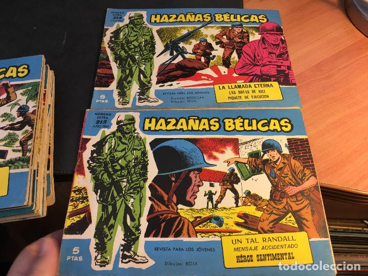 Tebeos: HAZAÑAS BELICAS EXTRA SERIE AZUL LOTE 186 (ORIGINAL ED. TORAY) (BI) - Foto 90 - 81199308