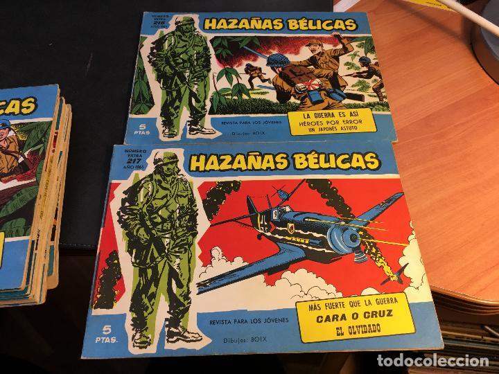 Tebeos: HAZAÑAS BELICAS EXTRA SERIE AZUL LOTE 186 (ORIGINAL ED. TORAY) (BI) - Foto 91 - 81199308