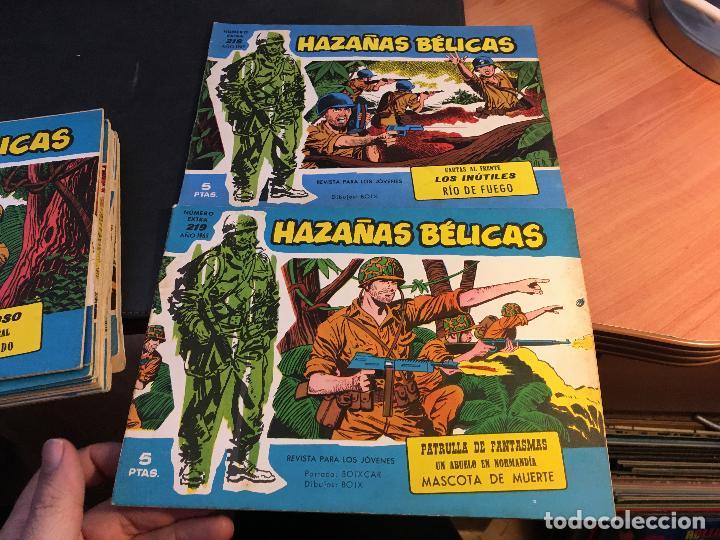 Tebeos: HAZAÑAS BELICAS EXTRA SERIE AZUL LOTE 186 (ORIGINAL ED. TORAY) (BI) - Foto 92 - 81199308