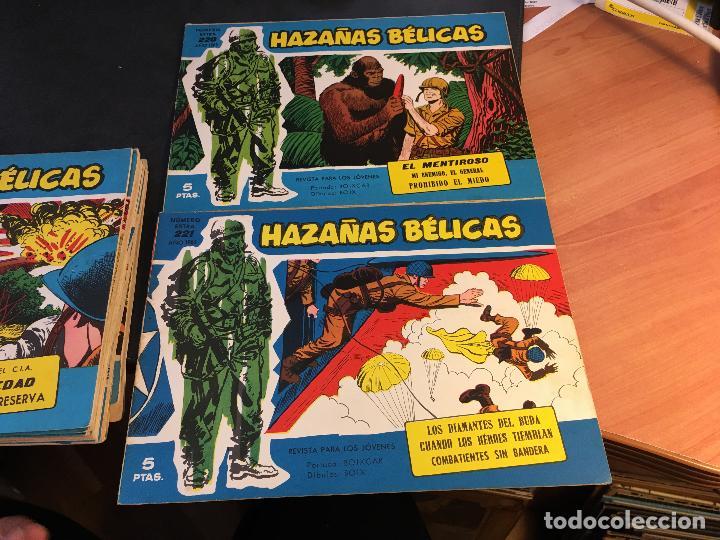 Tebeos: HAZAÑAS BELICAS EXTRA SERIE AZUL LOTE 186 (ORIGINAL ED. TORAY) (BI) - Foto 93 - 81199308