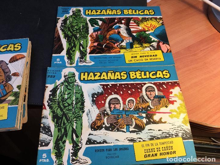 Tebeos: HAZAÑAS BELICAS EXTRA SERIE AZUL LOTE 186 (ORIGINAL ED. TORAY) (BI) - Foto 94 - 81199308