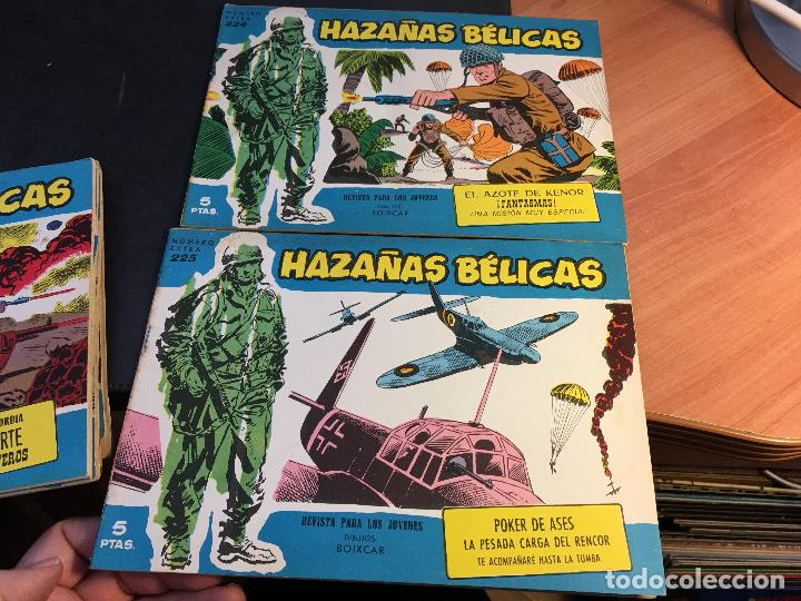 Tebeos: HAZAÑAS BELICAS EXTRA SERIE AZUL LOTE 186 (ORIGINAL ED. TORAY) (BI) - Foto 96 - 81199308