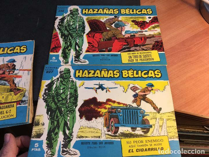 Tebeos: HAZAÑAS BELICAS EXTRA SERIE AZUL LOTE 186 (ORIGINAL ED. TORAY) (BI) - Foto 97 - 81199308