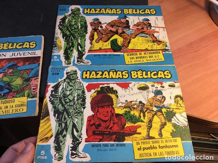 Tebeos: HAZAÑAS BELICAS EXTRA SERIE AZUL LOTE 186 (ORIGINAL ED. TORAY) (BI) - Foto 98 - 81199308
