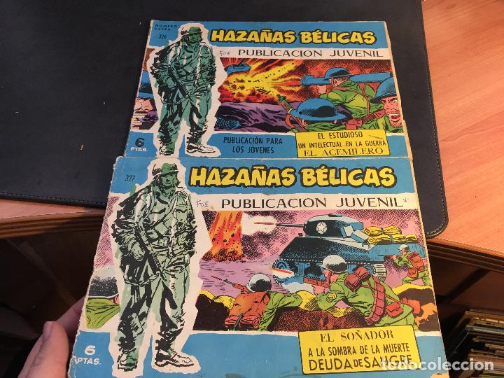 Tebeos: HAZAÑAS BELICAS EXTRA SERIE AZUL LOTE 186 (ORIGINAL ED. TORAY) (BI) - Foto 99 - 81199308