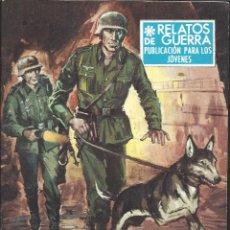Tebeos: 9223- COMIC RELATOS DE GUERRA Nº 157- EL TUNEL. Lote 81656992