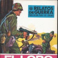 Tebeos: 9227- COMIC RELATOS DE GUERRA Nº 178- EL LOBO SOLITARIO. Lote 81657664