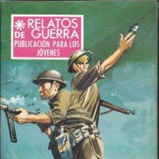 Tebeos: 9230- COMIC RELATOS DE GUERRA Nº 147- SECUESTRO. Lote 81658212