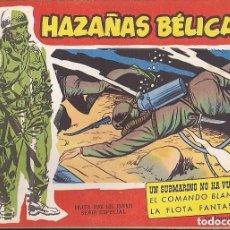 Tebeos: HAZAÑAS BELICAS NUMERO EXTRA 69 CUBIERTA ROJA. Lote 81938888