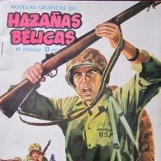 Tebeos: HAZAÑAS BÉLICAS 31 NIDO DE TRAIDORES NOVELAS GRÁFICAS DE GUERRA EDICIONES TORAY 1962 . Lote 81941840