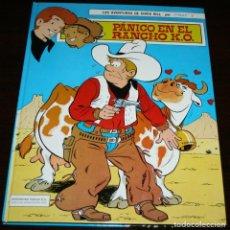 Tebeos: LAS AVENTURAS DE CHICK BILL - PÁNICO EN EL RANCHO KO - TIBET - ED. TORAY - 1987. Lote 82873684