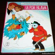Tebeos: LES AVENTURES DE CHICK BILL - LA POR BLAVA - TIBET - ED. TORAY - 1986 - EN CATALÁN. Lote 82873960