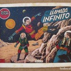 Tebeos: EL MUNDO FUTURO Nº30 - TORAY. Lote 82949872