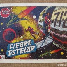Tebeos: EL MUNDO FUTURO Nº19 - TORAY. Lote 82949996