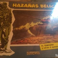 Tebeos: HAZAÑAS BELICAS PLANETA AGOSTINI Nº 59 EL TEMERARIO. Lote 83346600