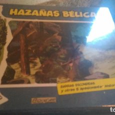 Tebeos: HAZAÑAS BELICAS PLANETA AGOSTINI Nº 60 GARRAS ESCONDIDAS. Lote 83346620