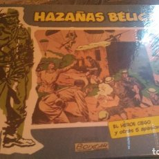 Tebeos: HAZAÑAS BELICAS PLANETA AGOSTINI Nº 57 EL HEROE CIEGO. Lote 83346680