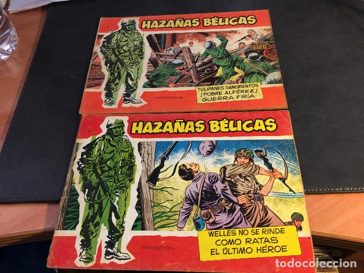 Tebeos: HAZAÑAS BELICAS SERIE ROJA EXTRA LOTE 69 EJEMPLARES (ED. TORAY ORIGINAL) (B1) - Foto 5 - 83427872